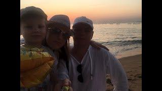 В Таиланд своим ходом на месяц с ребенком 3 Дорога к пляжу от Paradise condo купаемся кафешки