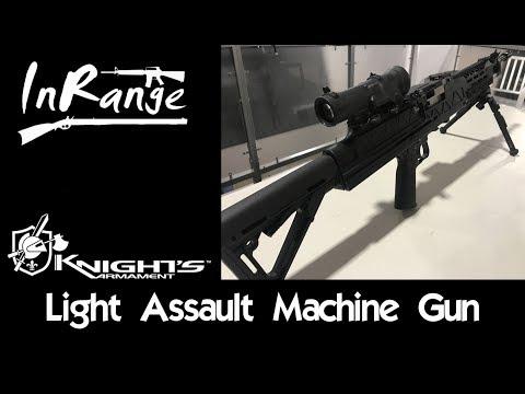 Knight's Armament - Light Assault Machine Gun