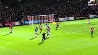 Match Highlights: Brentford 1 Queens Park Rangers 0