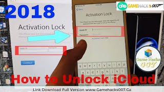 How to Unlock iCloud With Program Free 2017