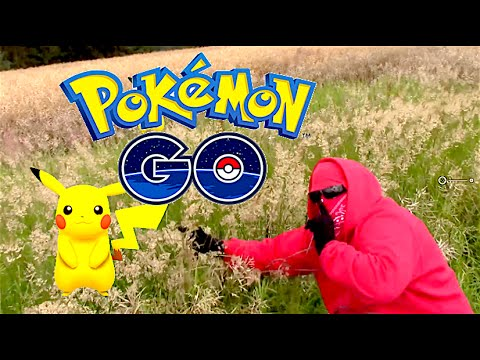 GANGSTA PLAYS POKEMON GO