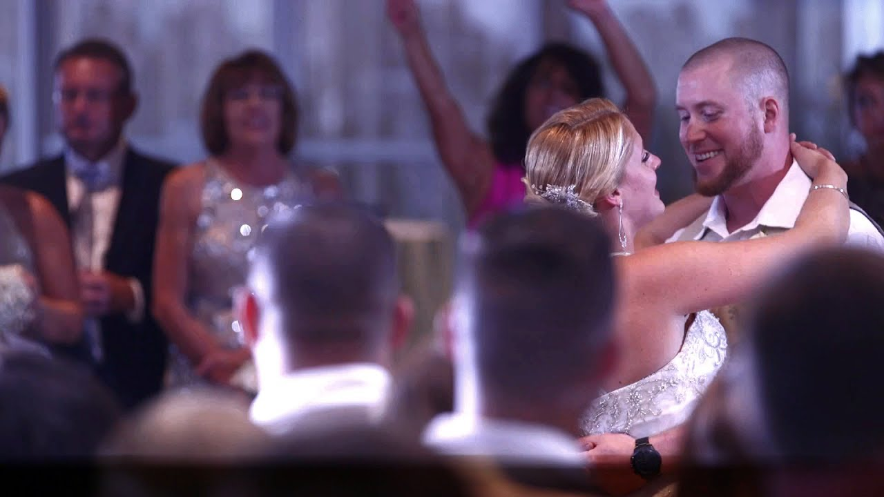 Jon Jenn Tisdale Wedding Highlights