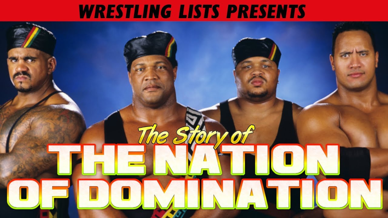 nation domination The of