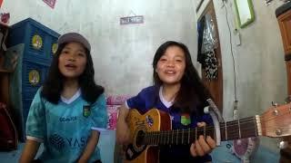 Asik Viola Nita Nyanyi Lagu Persita