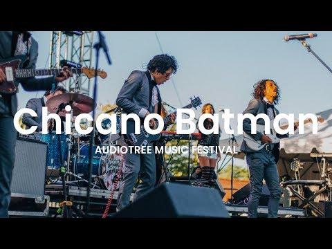 Chicano Batman - Black Lipstick | Audiotree Music Festival 2018