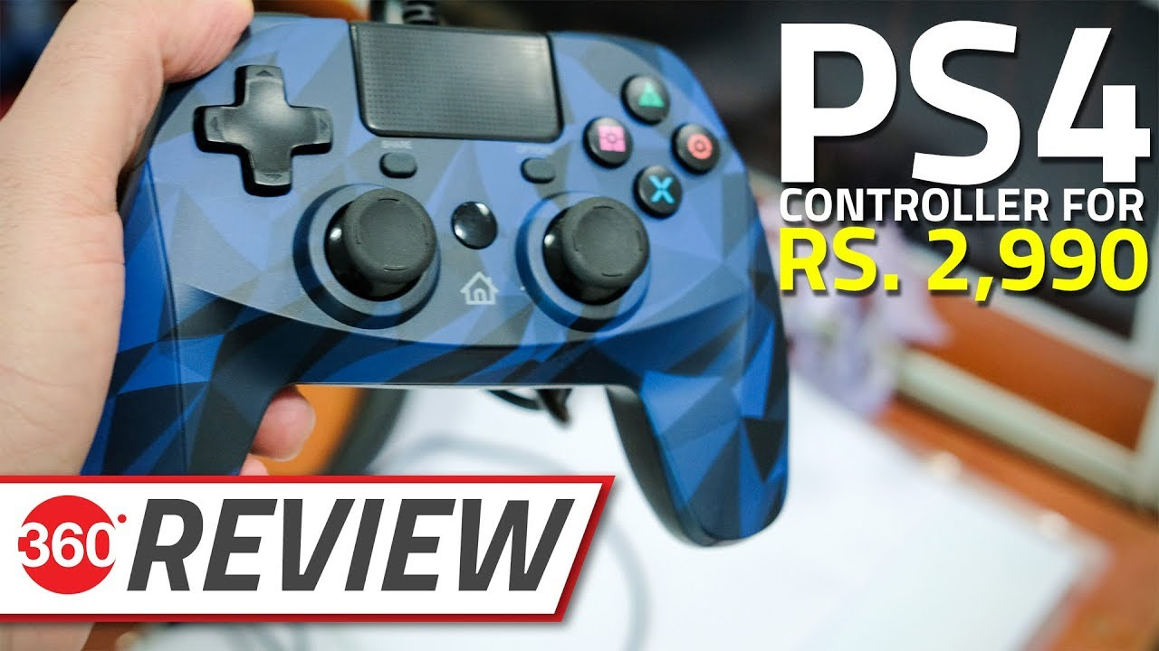 SnakeByte Game:Pad 4 S Review   A Good DualShock 4 Alternative?
