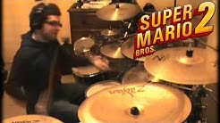 Vadrum Meets Super Mario Bros 2 (Drum Video)
