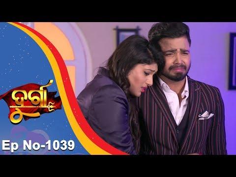 Durga | Full Ep 1039 | 7th Apr 2018 | Odia Serial - TarangTV