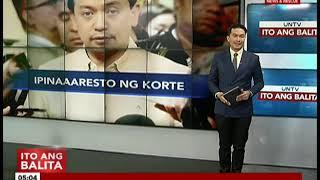 Sen. Trillanes, ipinaaaresto ng korte sa Davao City dahil sa kasong libelo