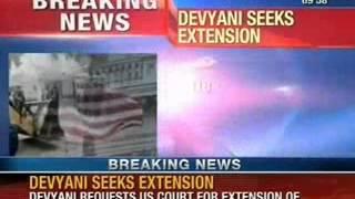 Devyani khobragade requests US court for extension of Jan 13 deadline - NewsX