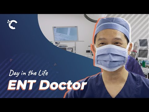A Day in the Life: ENT Surgeon