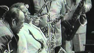 1988 Illinois Jacquet - 'Texas Tenor' 1991, music-excerpt part-1 w. Arnett Cobb