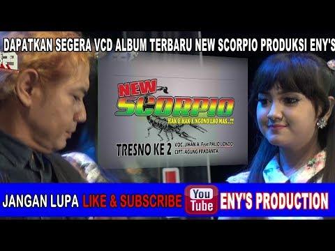 Jihan Audy Feat Paijo Londo - Tresno Ke2 ( Album New Scorpio )