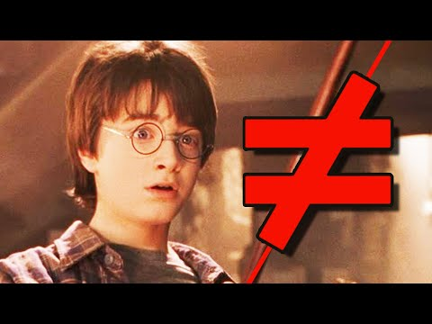 Harry Potter and the Sorcerer's Chamber of Azkaban! - What's The Difference?