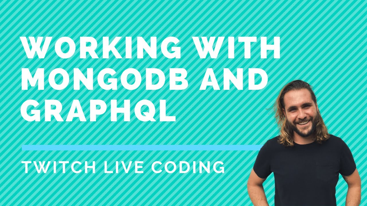 Working with MongoDB and GraphQL