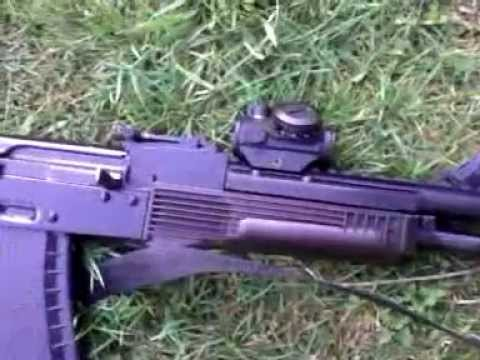 How to install an Ultimak on a Polish Tantal Part2