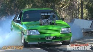 """SUPERCHARGED LSA VK COMMODORE """"BLOWN VK"""" - FULL FEATURE"""