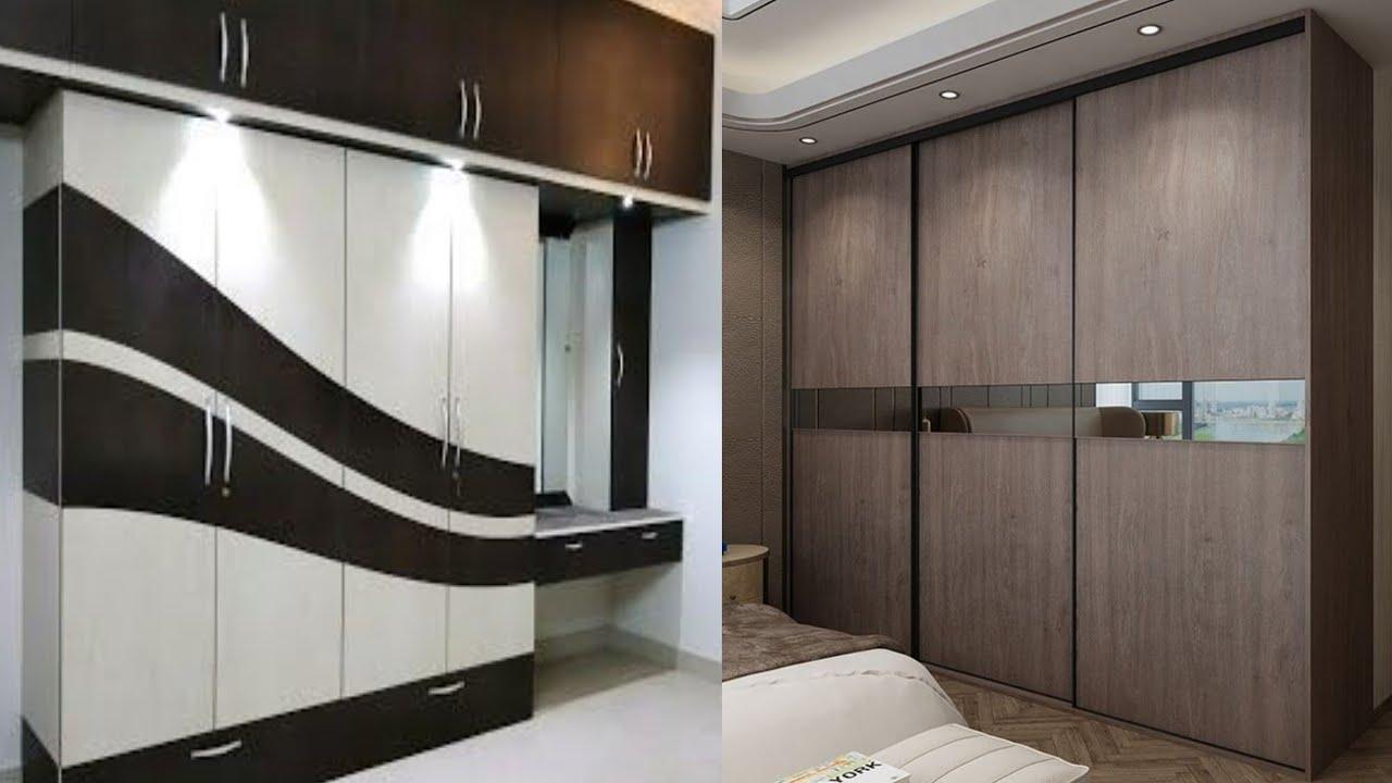 200 Modern bedroom cupboards - wardrobe designs 2020 - YouTube
