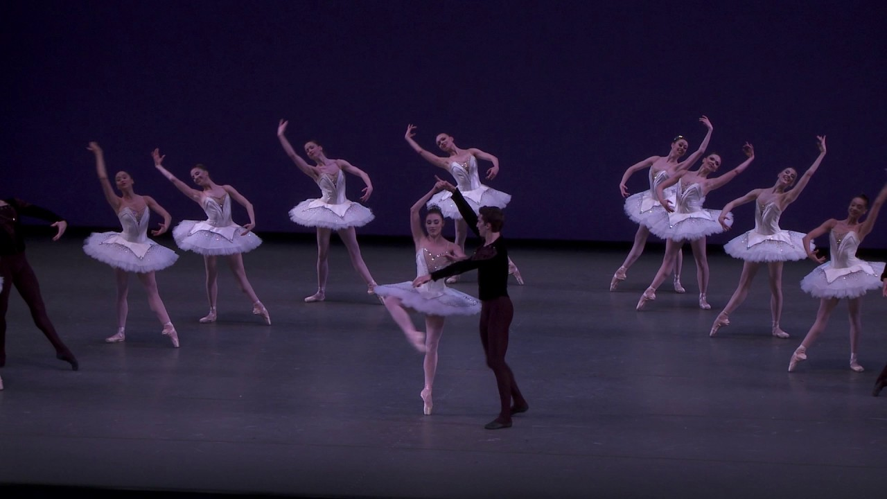 NYC Ballet's Teresa Reichlen on SYMPHONY IN C