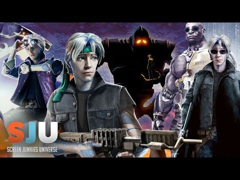 Let's Talk About Those Ready Player One Posters - SJU