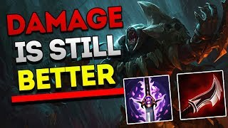 Just Kidding! Full Damage Rengar is STILL Best