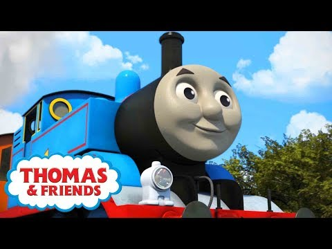 Thomas & Friends UK ⭐He's A Really Useful Engine 🎵⭐Be Yourself 🎵Song Compilation ⭐Songs for Kids