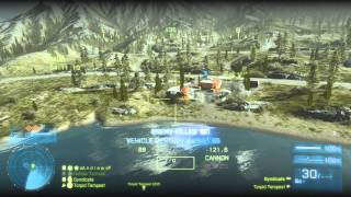 Battlefield 3 - Aerial Destruction - End Game III (Battletage Edition)
