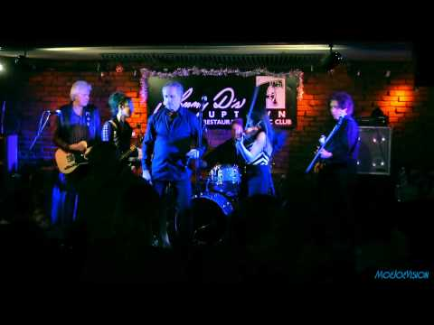 The James Montgomery Band with Grace Kelly & Marissa Licata Live @ Johnny D's 12/19/14