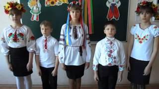 Літературно музична композиція - Тут все моє, все зветься Україна