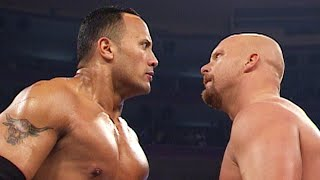 Angle vs. Austin vs. The Rock vs. The Undertaker – WWE Championship Match: SmackDown, Dec. 7, 2000