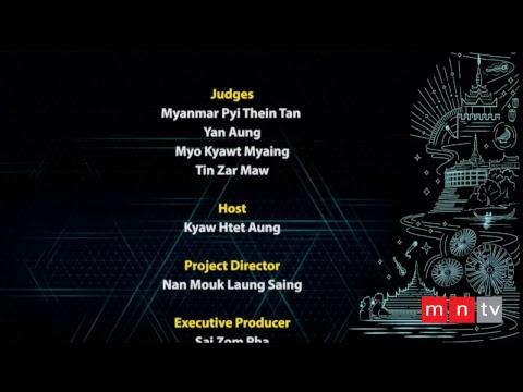 Myanmar Idol Season-3(Top-4+1) Performance Show Live Streaming....