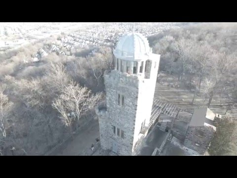 Garret Mountain Reservation Lambert Castle Observation Tower Paterson NJ