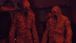 Enter The Sandmen - Sleep No More - Doctor Who Series 9