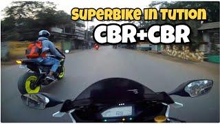 Tuition Mai Superbike 😜 CBR+CBR