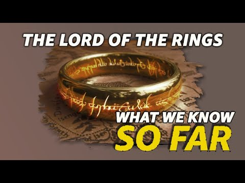 """""""The Lord Of The Rings"""" 