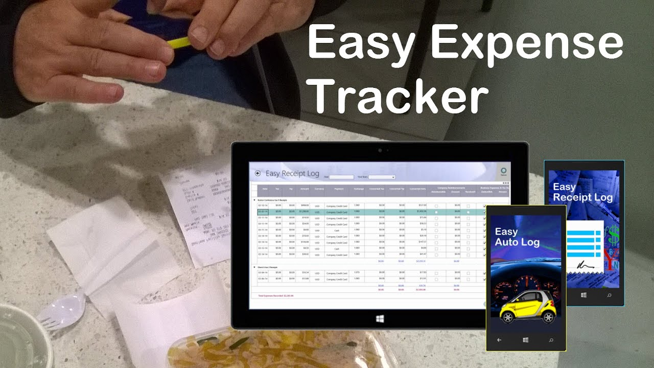 expense tracker best three apps make it easy youtube
