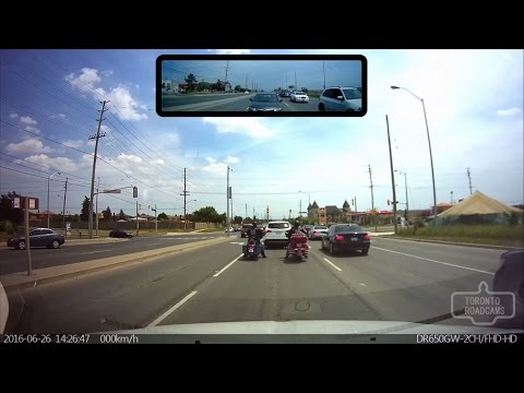 Driving in Toronto - Highway Driving - Hwy 27 Southbound