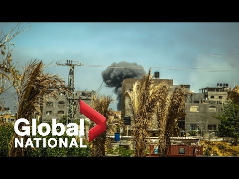 Global National: May 12, 2021 | Palestinians in Jerusalem caught up in all-too-familiar conflict