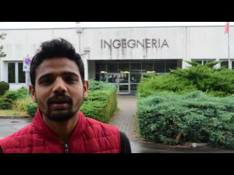 Indian students studying in Parma University, Italy |   universities in italy study abroad review
