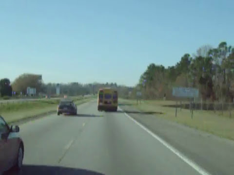 DELIVERING USED SCHOOL BUSES NJ TO FLORIDA