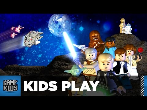 Lego Star Wars Adventures Part 2 - Kids Play