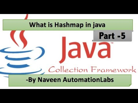 How to use HashMaps in Java || Hashmap in java with example program ...