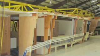 Lazzara Yachts Manufacturing