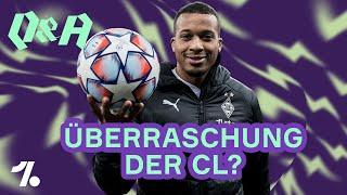 Wie gut ist Borussia Mönchengladbach? OneFootball Q&A