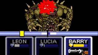 Resident Evil Gaiden Final Boss and ending