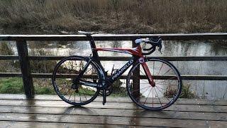 Pinarello Montello FP8 - обзор шоссейного велосипеда(Короткий обзор моего шоссейного велосипеда Pinarello FP8 Montello. На этой раме я поставил все свои личные рекорды,..., 2015-01-11T22:19:39.000Z)