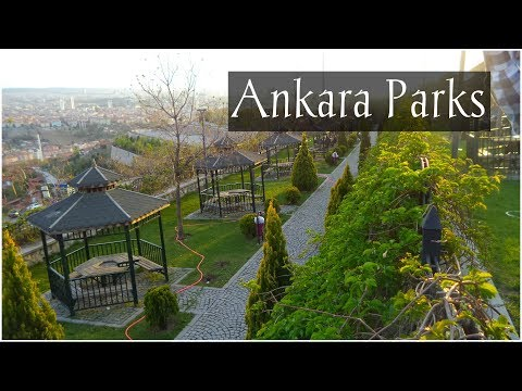 Ankara-Turkey Vlog II: Parks | My Crafting World