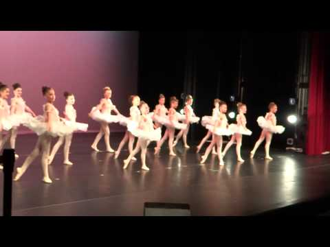 Dress Rehearsal 2015 Avery's Ballet DON QUIXOTE SUITE
