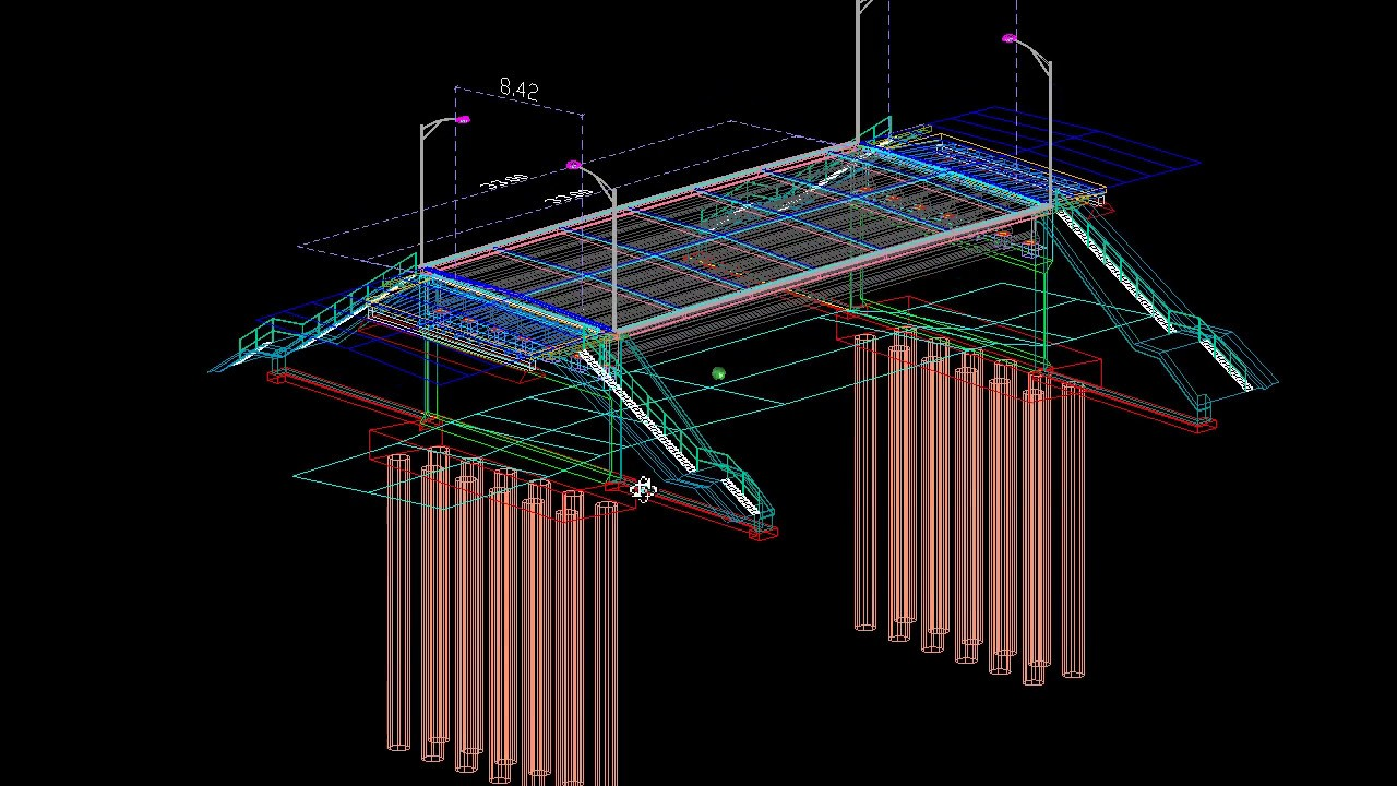 An example of bridge with wing walls youtube an example of bridge with wing walls ccuart Choice Image