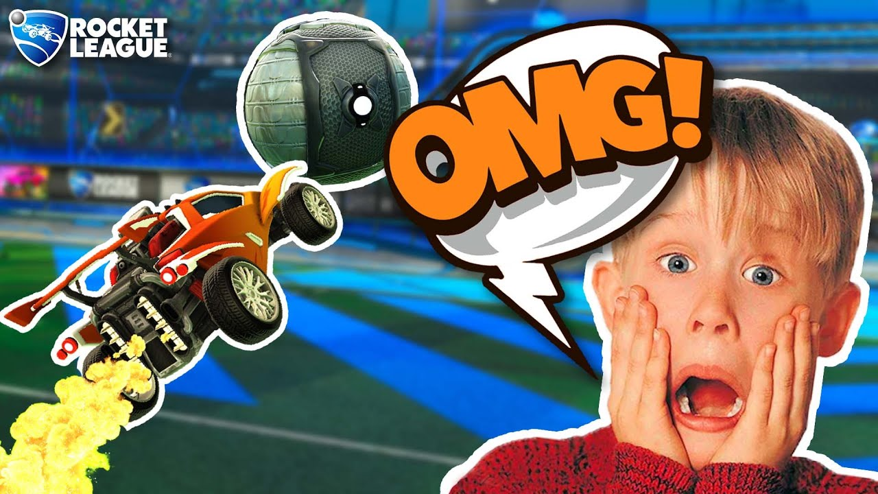 This is what it's like to Play With an SSL in Rocket League